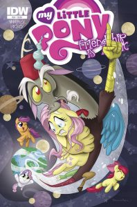 My Little Pony: Friendship Is Magic #24 (2014)