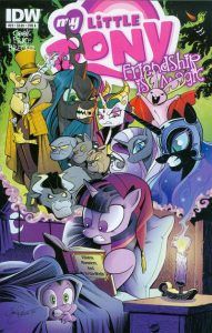 My Little Pony: Friendship Is Magic #25 (2014)