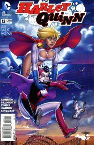 Harley Quinn #12 (2014)