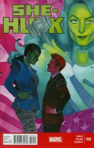 She-Hulk #10 (2014)