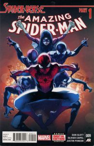 Amazing Spider-Man #9 (2014)