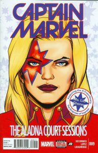 Captain Marvel #9 (2014)