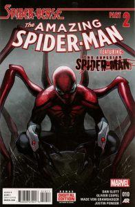 The Amazing Spider-Man #10 (2014)