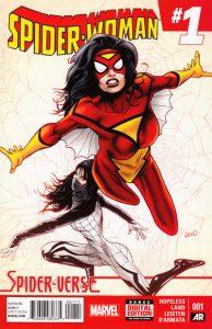 Spider-Woman #1 (2014)