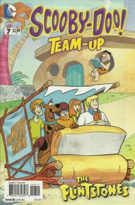 Scooby-Doo Team-Up #7 (2014)