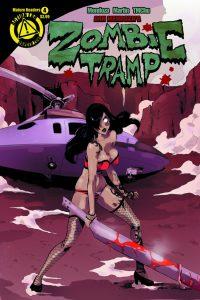 Zombie Tramp #4 (2014)