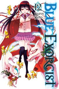 Blue Exorcist #12 (2014)