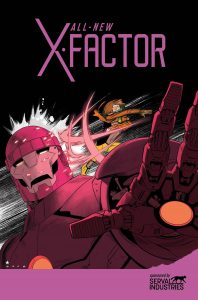All-New X-Factor #16 (2014)