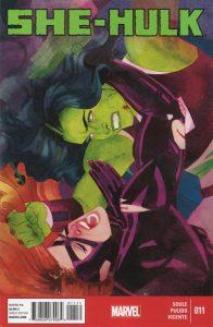 She-Hulk #11 (2014)