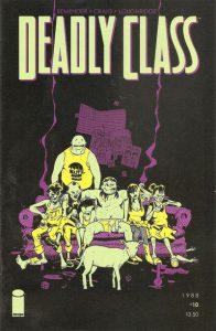 Deadly Class #10 (2014)