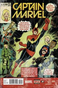 Captain Marvel #10 (2014)