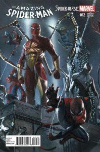Amazing Spider-Man #12 (2014)