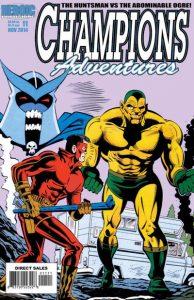 Champions Adventures #11 (2014)