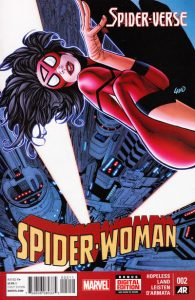 Spider-Woman #2 (2014)