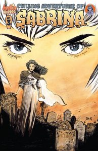 Chilling Adventures of Sabrina #3 (2014)