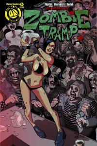 Zombie Tramp #5 (2014)
