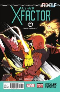 All-New X-Factor #17 (2014)