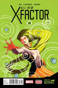 All-New X-Factor #18 (2014)