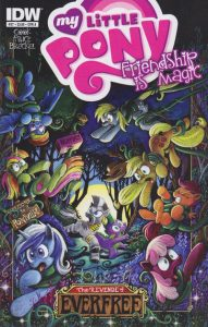 My Little Pony: Friendship Is Magic #27 (2015)
