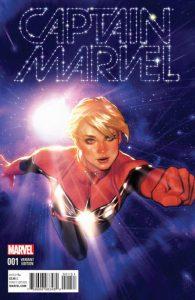 Captain Marvel #1 (2015)
