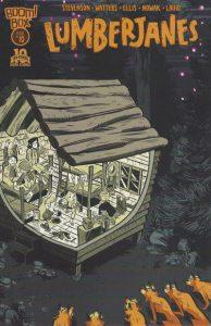 Lumberjanes #10 (2015)