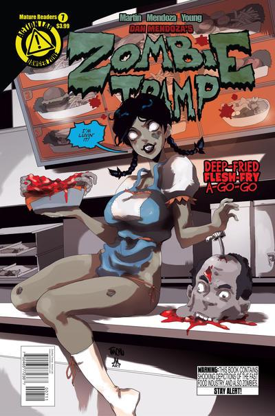 Zombie Tramp #7 (2015)