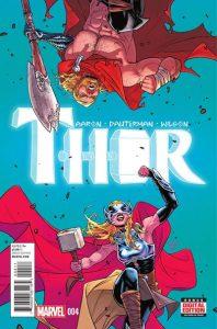 Thor #4 (2015)