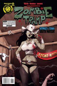 Zombie Tramp #6 (2015)