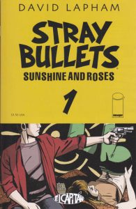 Stray Bullets: Sunshine & Roses #1 (2015)