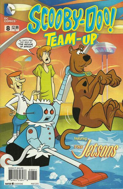 Scooby-Doo Team-Up #8 (2015)