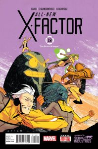 All-New X-Factor #19 (2015)