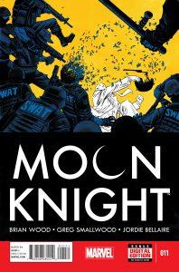 Moon Knight #11 (2015)