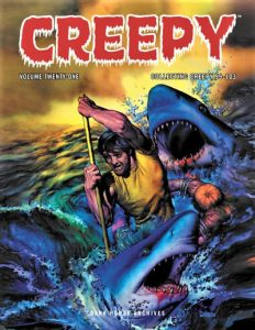 Creepy Archives #21 (2015)