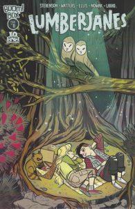 Lumberjanes #11 (2015)