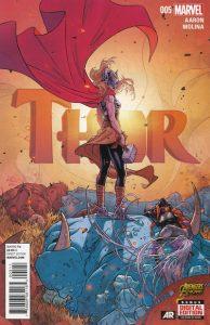 Thor #5 (2015)