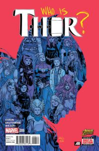 Thor #6 (2015)