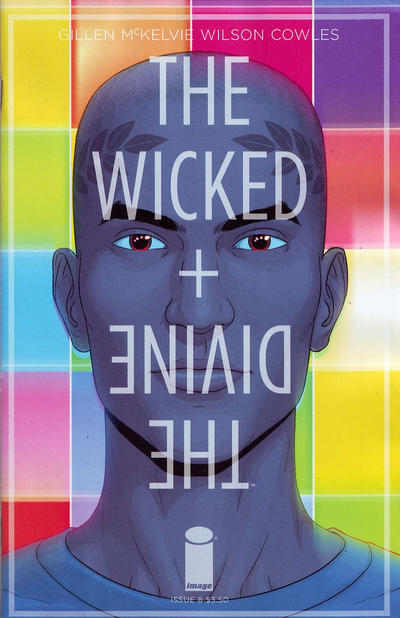 The Wicked + The Divine #8 (2015)