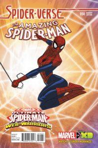 Amazing Spider-Man #14 (2015)