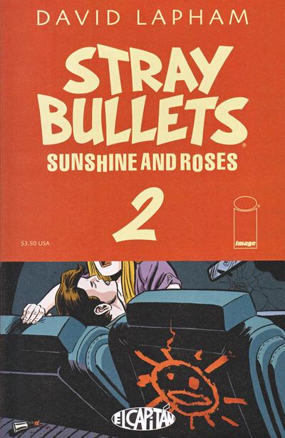 Stray Bullets: Sunshine & Roses #2 (2015)