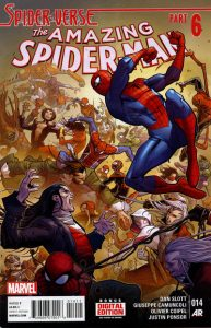 Amazing Spider-Man #14 (2015)