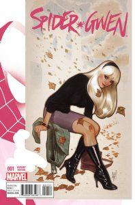 Spider-Gwen (Vol. 1) #1 (2015)