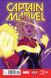 Captain Marvel #12 (2015)
