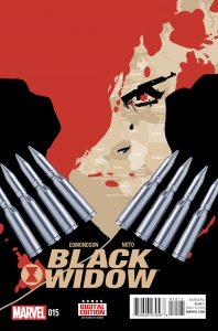 Black Widow #15 (2015)
