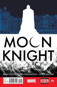 Moon Knight #12 (2015)