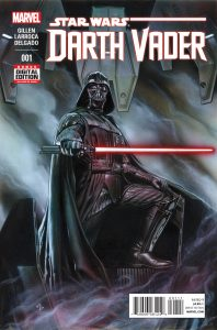 Star Wars: Darth Vader #1 (2015)