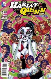 Harley Quinn #15 (2015)