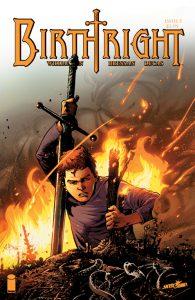 Birthright #5 (2015)