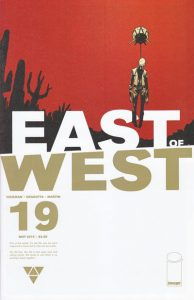 East of West #19 (2015)