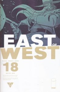 East of West #18 (2015)