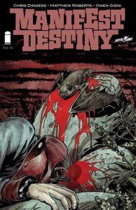 Manifest Destiny #15 (2015)
